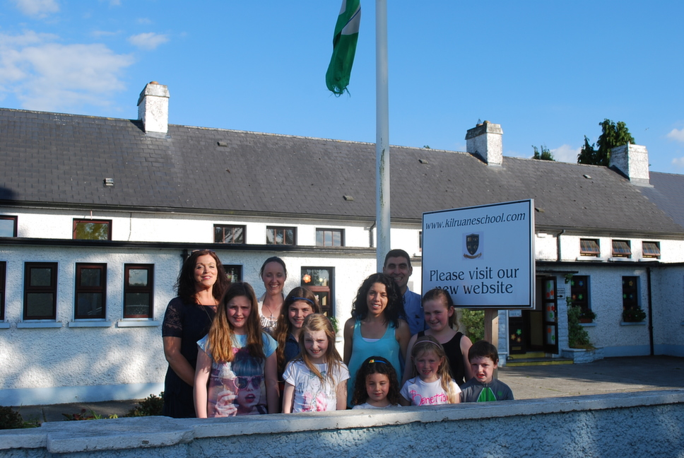 Kilruane NS Launch New Website