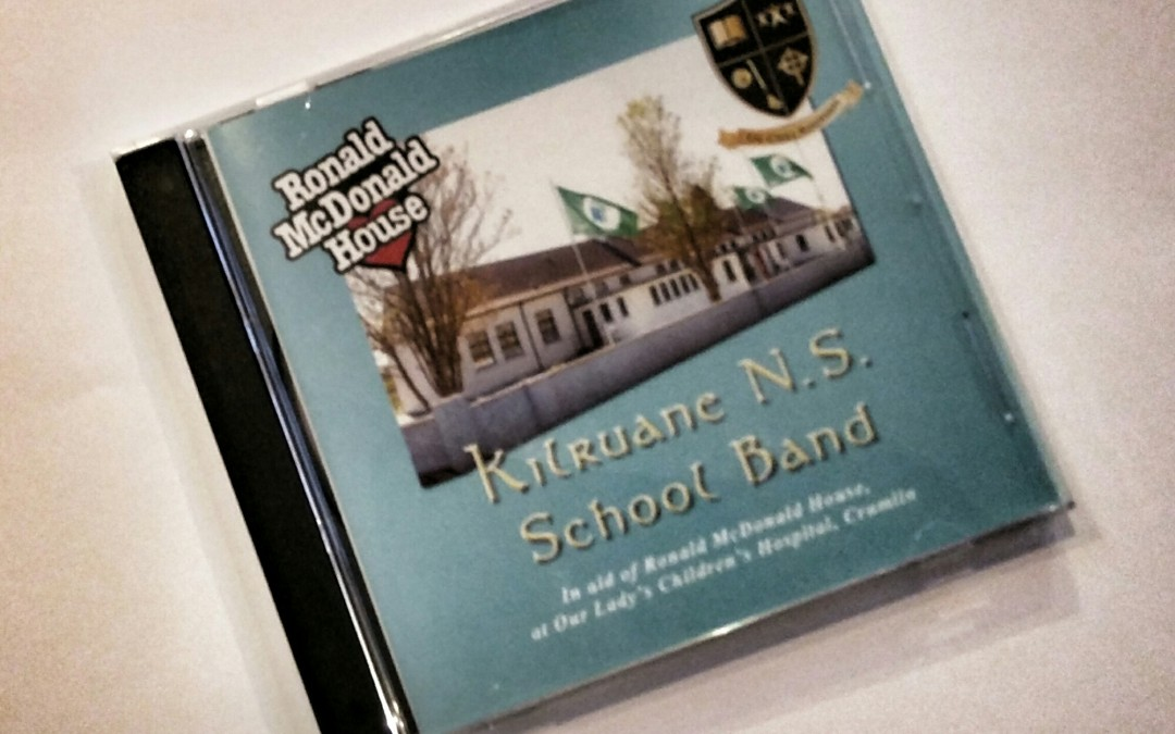 Kilruane NS Record Charity CD