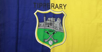 Tipperary minor team visit school